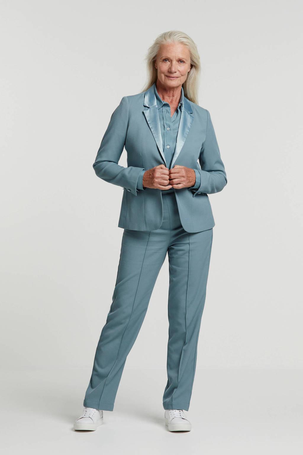 Soaked In Luxury blazer blauw, Blauw
