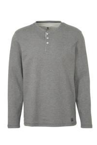 Garcia gemêleerd T-shirt grijs, Grijs