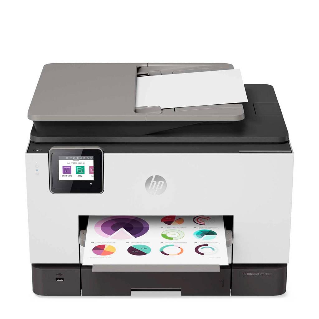 HP PRO 9022 all-in-one printer, Grijs