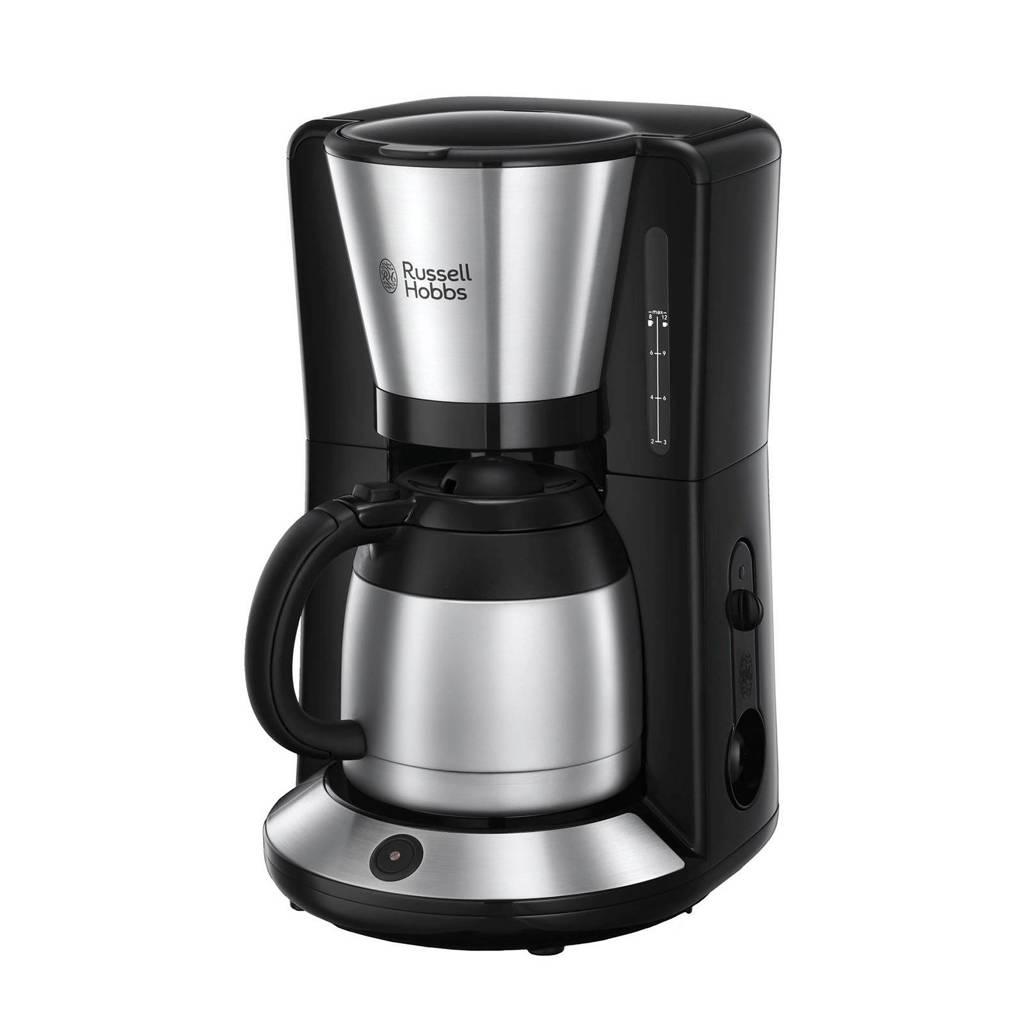Russell Hobbs  24020-56 Adventure koffiezetapparaat, Zwart/RVS