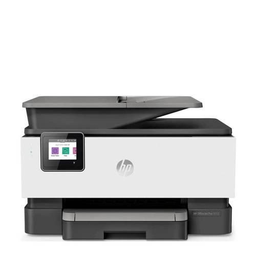 HP OfficeJet Pro 9012 All-in-One Basalt Multifunctionele inkjetprinter Printen, Scannen, Kopiëren,