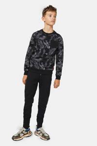 WE Fashion   joggingbroek zwart, Zwart