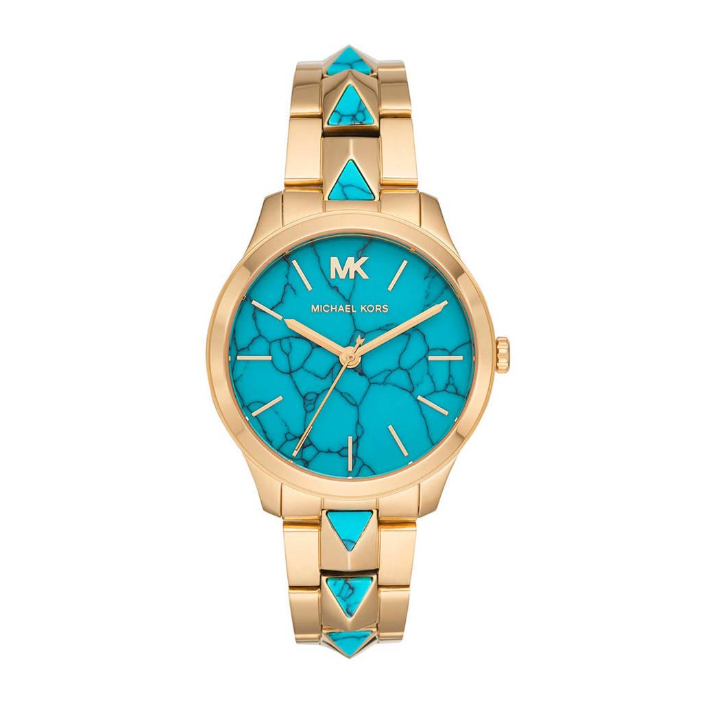 Michael Kors horloge MK6670, Goudkleurig
