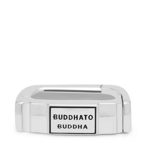Buddha To Buddha armband lock zilver