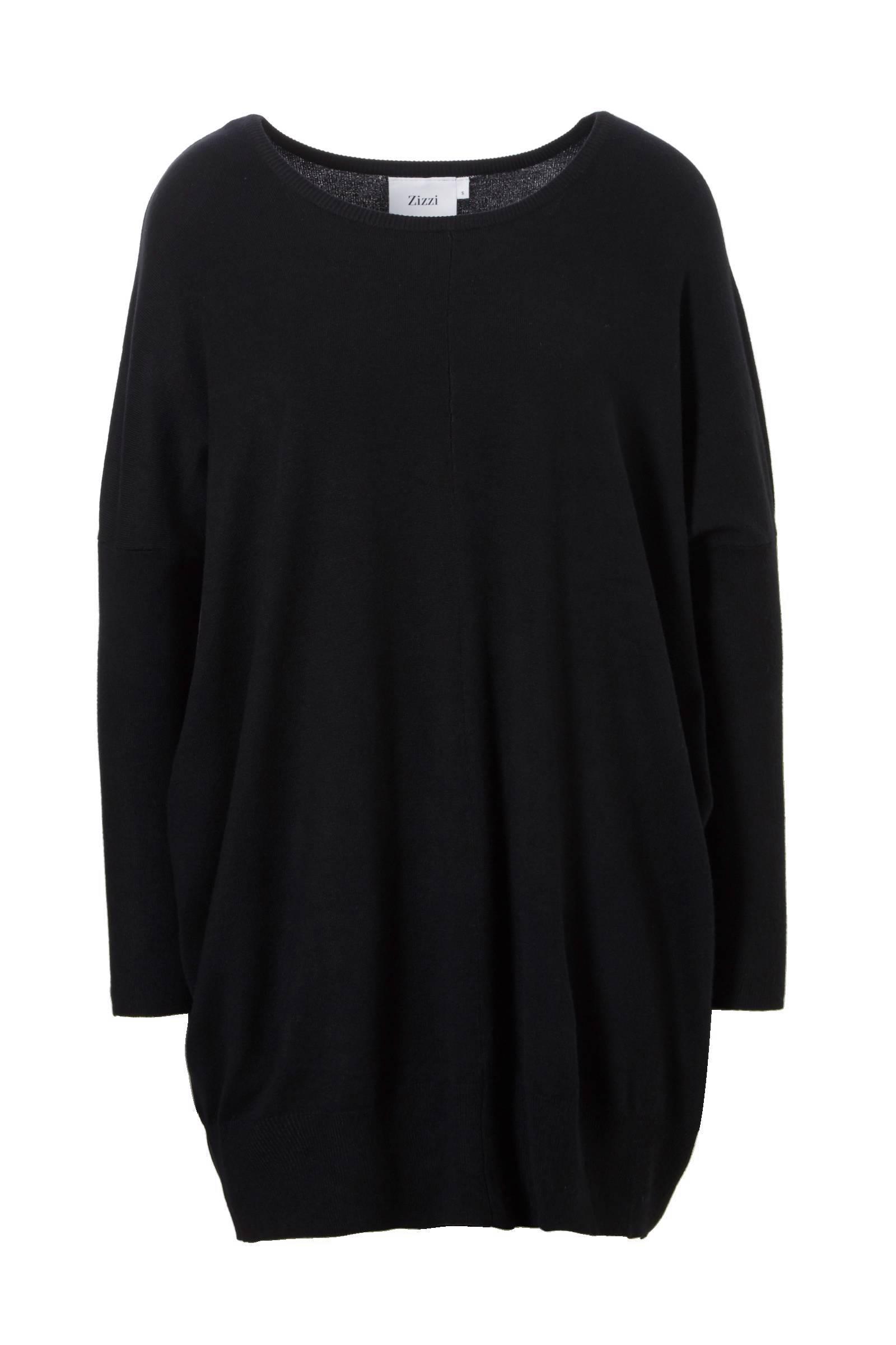 zwarte pullover dames