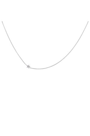 ketting 18-2M903006S zilver