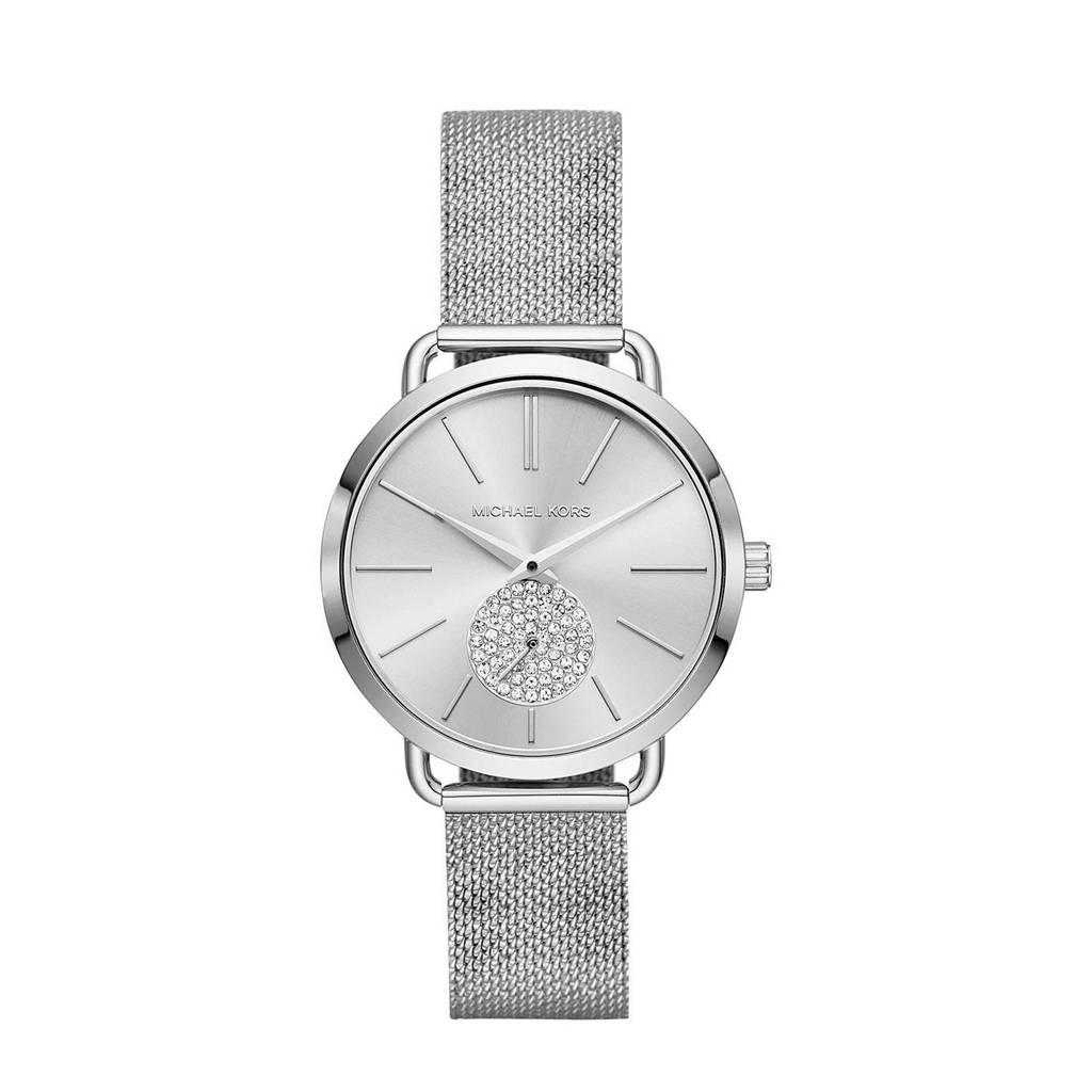 Michael Kors horloge MK3843, Zilverkleurig
