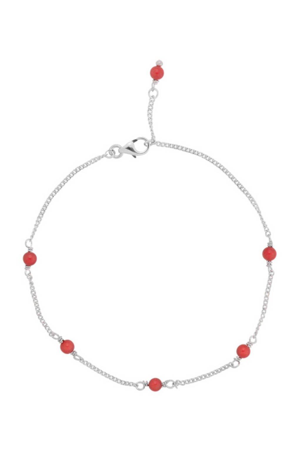 ANNA + NINA armband 19-1M907006S, Zilverkleurig