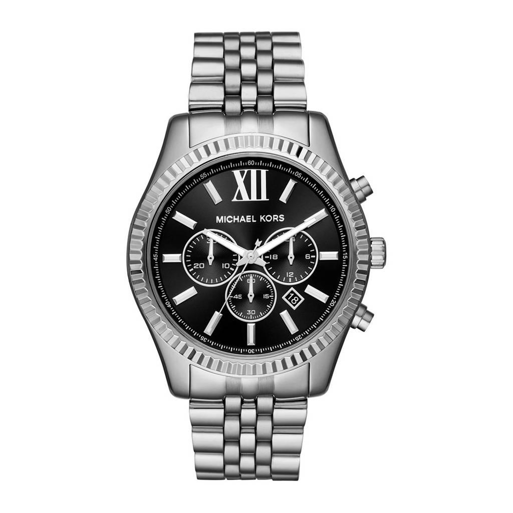 Michael Kors horloge  MK8602, Zilverkleurig