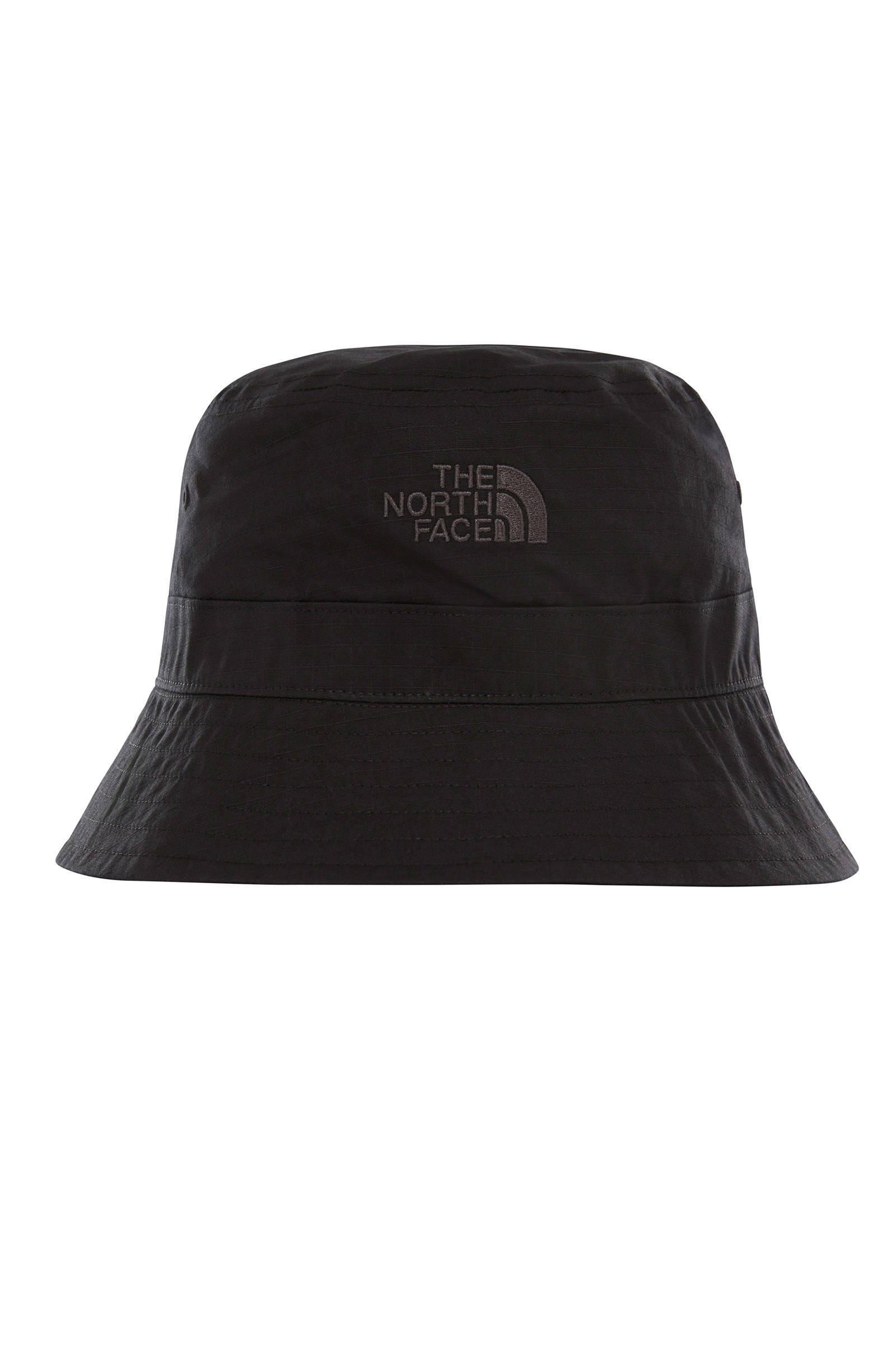 outdoor hoed Bucket Hat zwart
