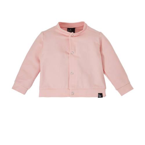 Babystyling vest roze