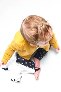 Babystyling vest met biologisch katoen okergeel, Okergeel
