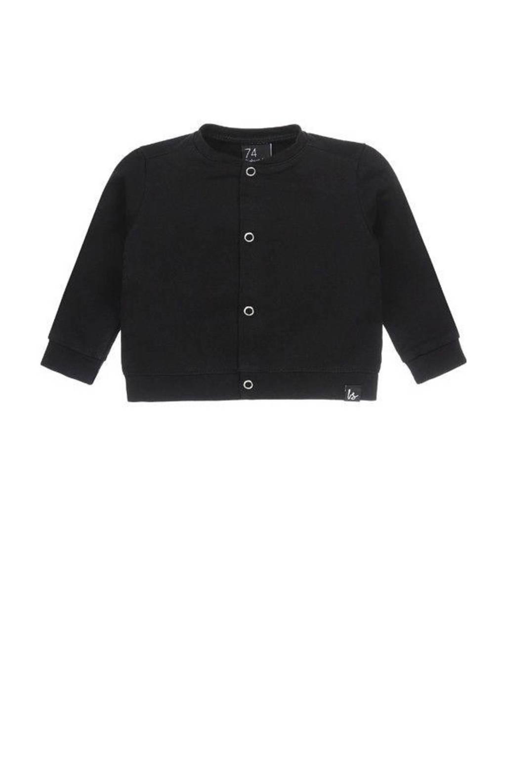 Babystyling vest zwart, Zwart
