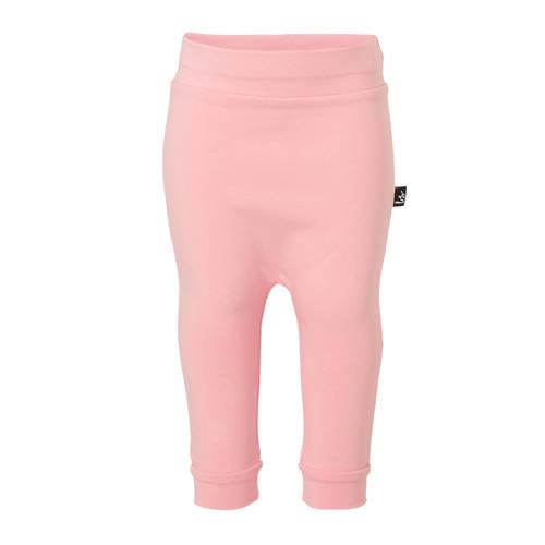 Babystyling broek roze