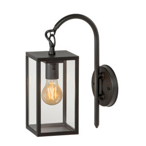 12V wandlamp met beugel Colomba