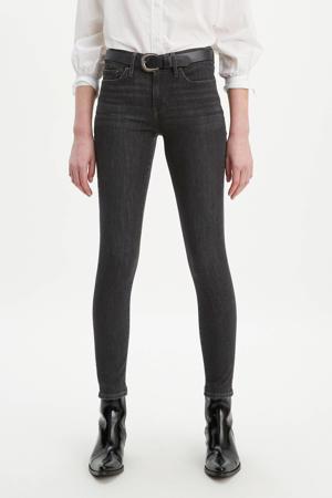 711™ skinny jeans zwart