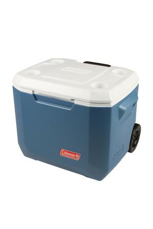 50 Qt Xtreme Wheeled Cooler Blue 47 liter