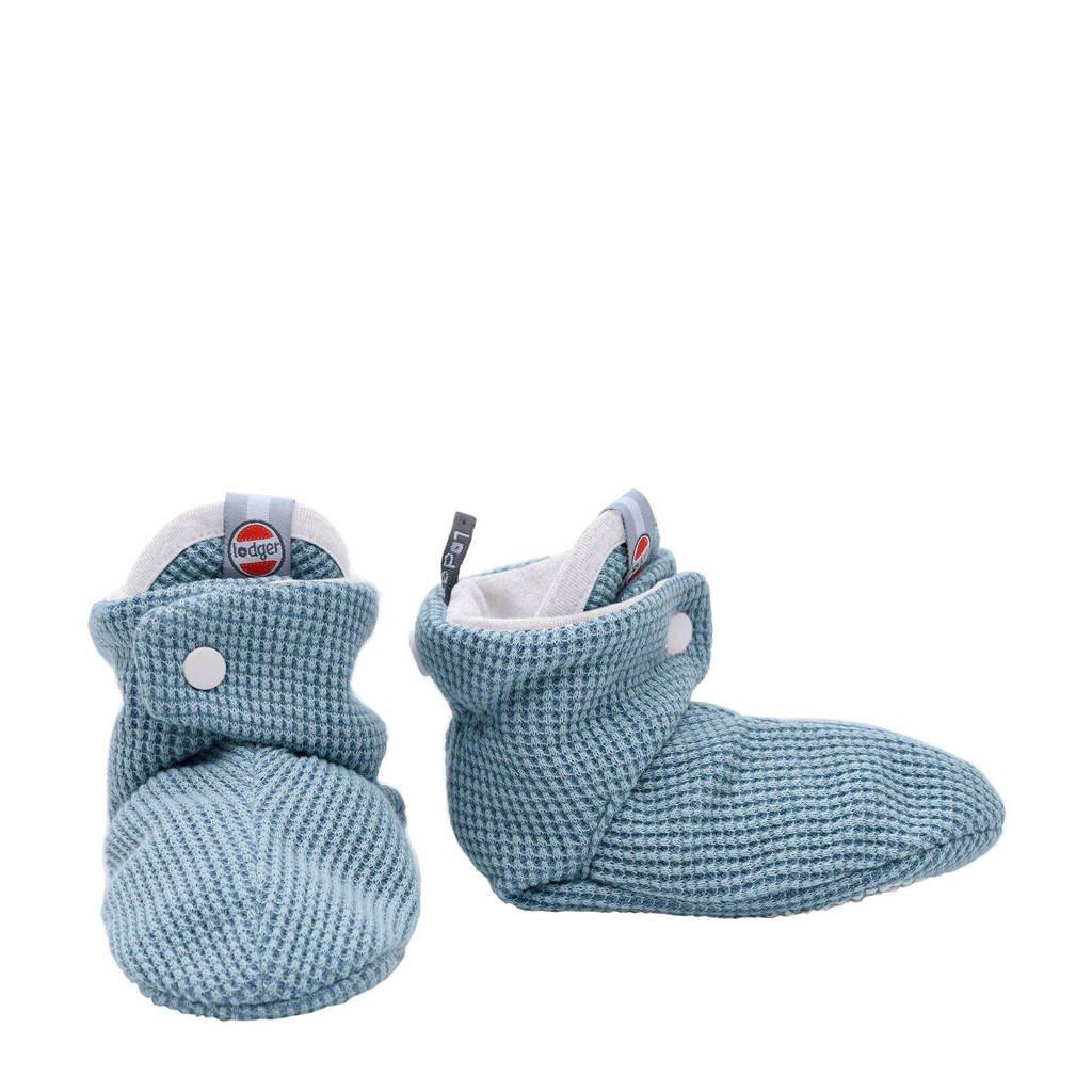 Lodger Slipper Ciumbelle zachte babyslofjes blauw, Blauw