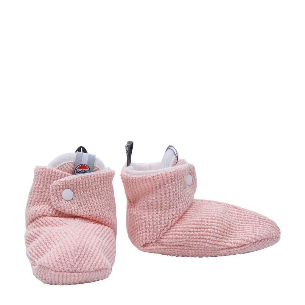 Lodger Slipper Ciumbelle zachte babyslofjes roze, Roze