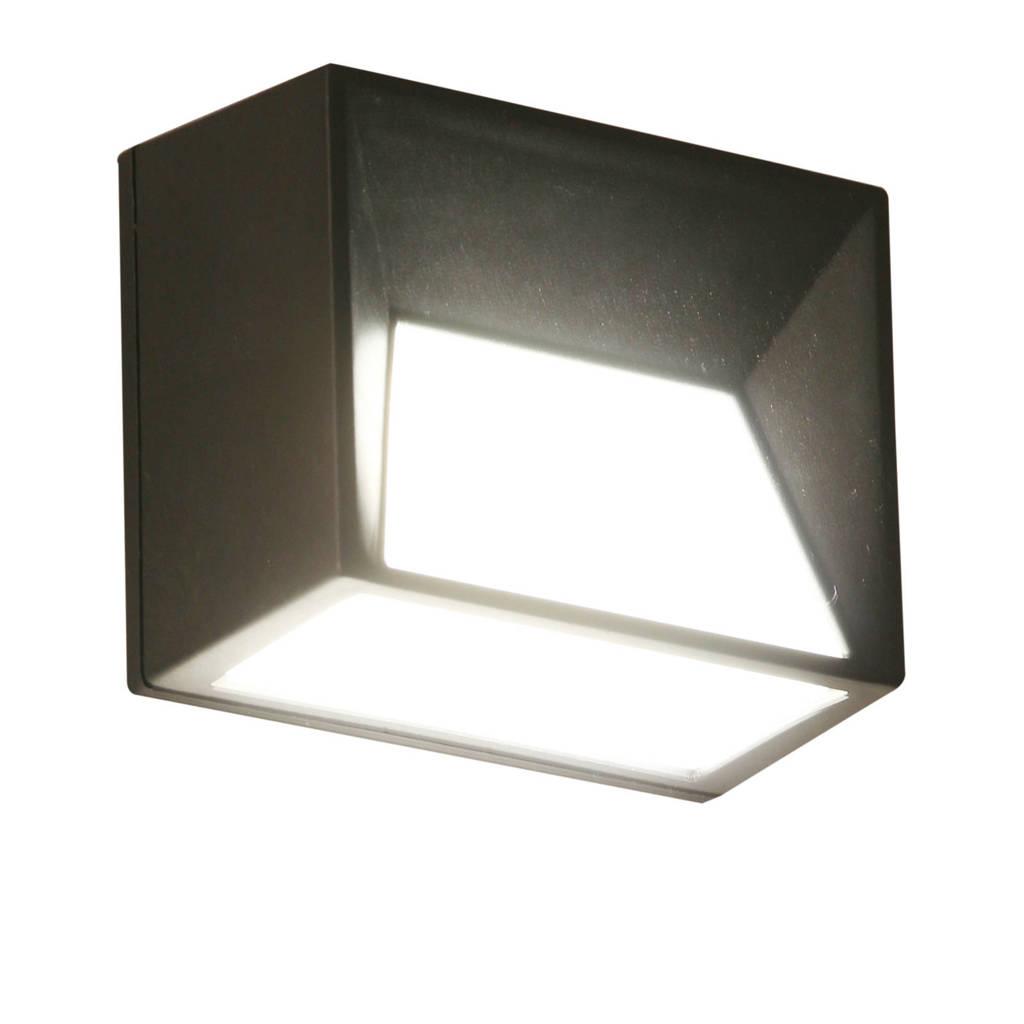 Luxform Intelligent Solar Skye 15 Lumen wandlamp, Zwart