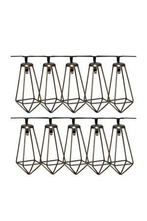 solar stringlight Malgrat 10 LED