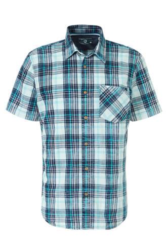 Angelo Litrico overhemd geruit