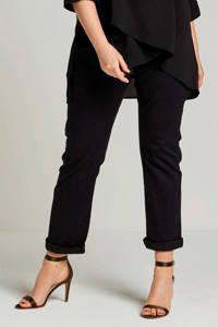 Zizzi slim fit jeans zwart, Zwart