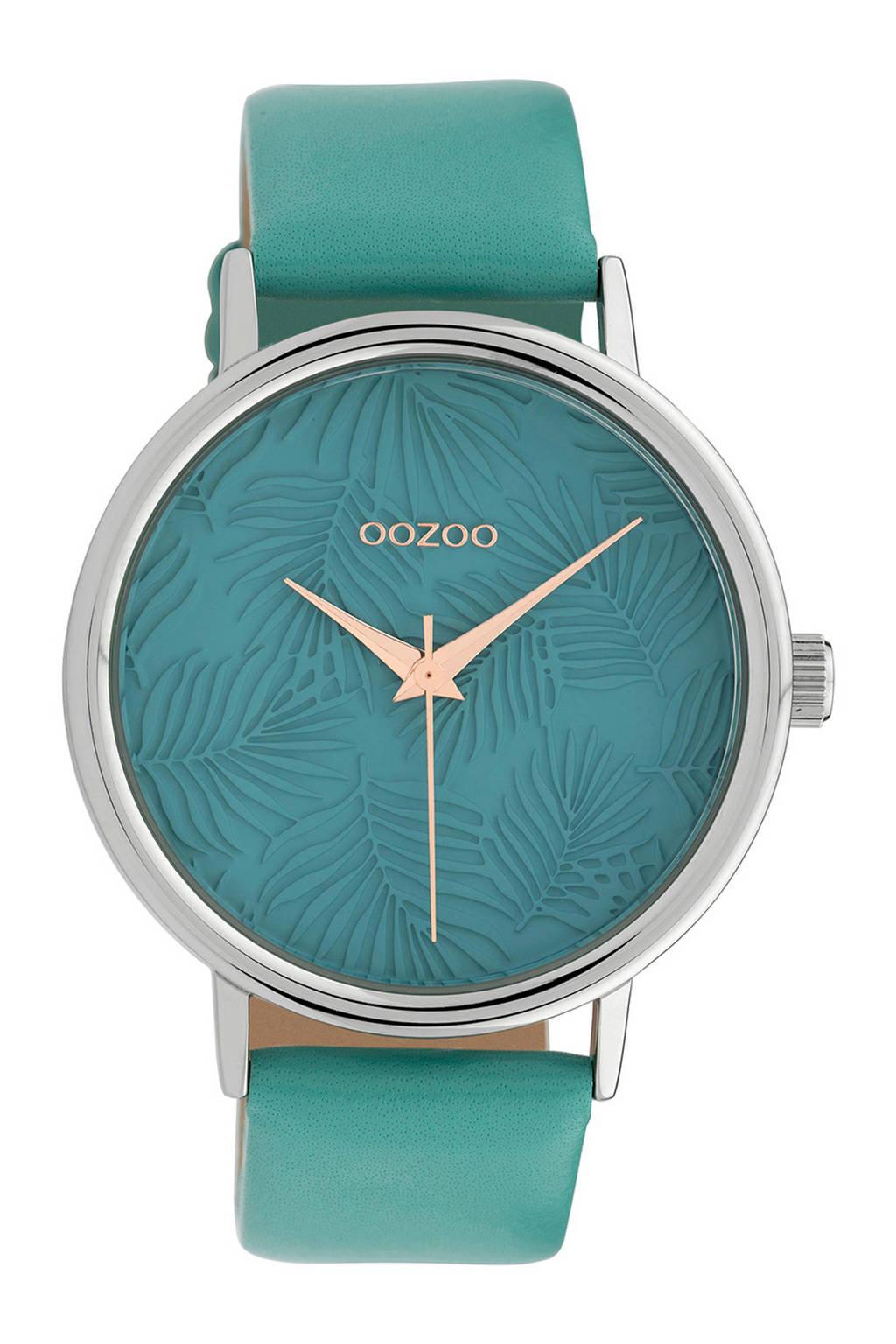 OOZOO horloge C10080, Blauw