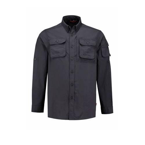 Life-Line outdoor overhemd Guide grijs