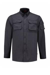 Life-Line outdoor overhemd Guide grijs, Dark grey