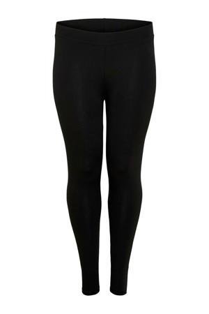 Plus Size legging CARTIME zwart