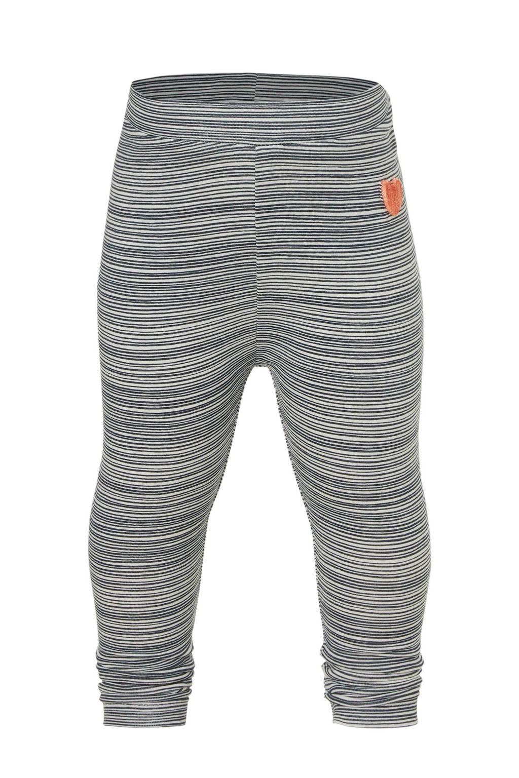 Tumble 'n Dry Lo legging, Wit/zwart