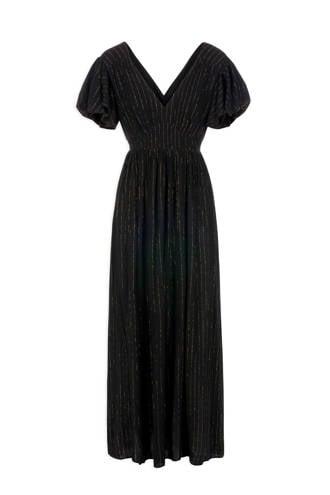 2b92a3f16b53d7 maxi jurk met all over print. 89.95 · galajurk met glitterprint
