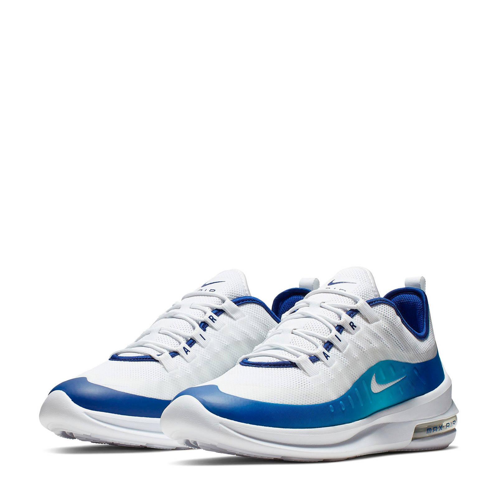 Nike Air Max Axis Prem sneakers witblauw | wehkamp