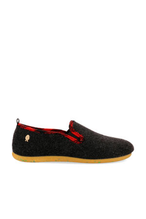 HP 57005 pantoffels zwart