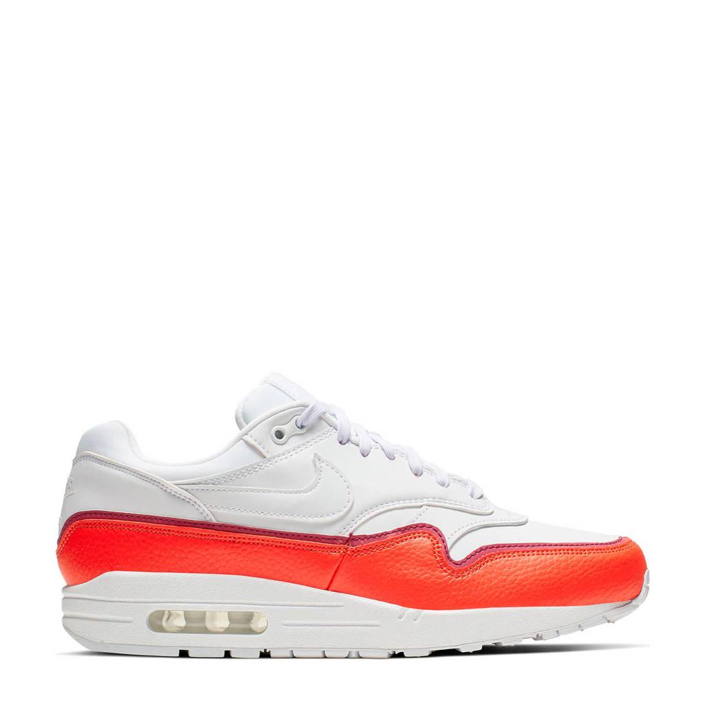 new styles 9c067 c02ff Nike AIR MAX 1 SE sneakers wit/oranje, Wit/oranje