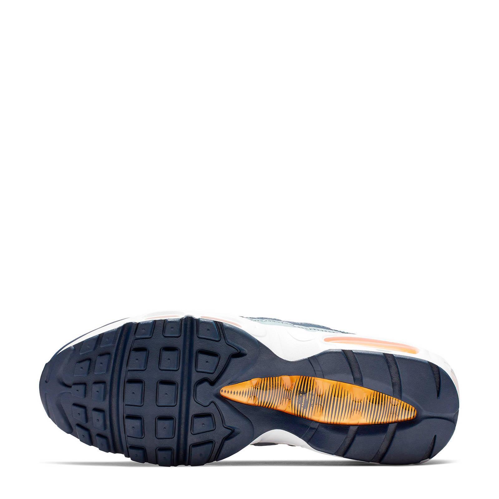 Air Max 95 Se sneakers wit oranje