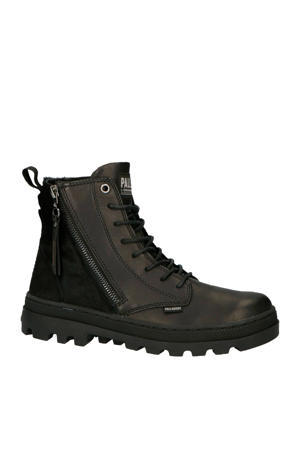 Pallabosse Hi Zip  veterboot Pallabosse Hi Zip zwart