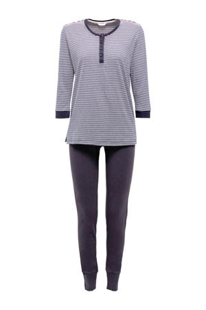 pyjama donkerblauw