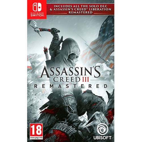 Assassins creed 3 & Liberation remastered (Nin