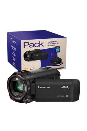 HC-VX870 32GB PA camcorder