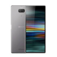 Sony   Xperia 10 Zilver, N.v.t.