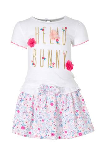 Baby Club T-shirt + rok
