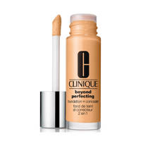 Clinique Beyond Perfecting Foundation & Concealer - Cork