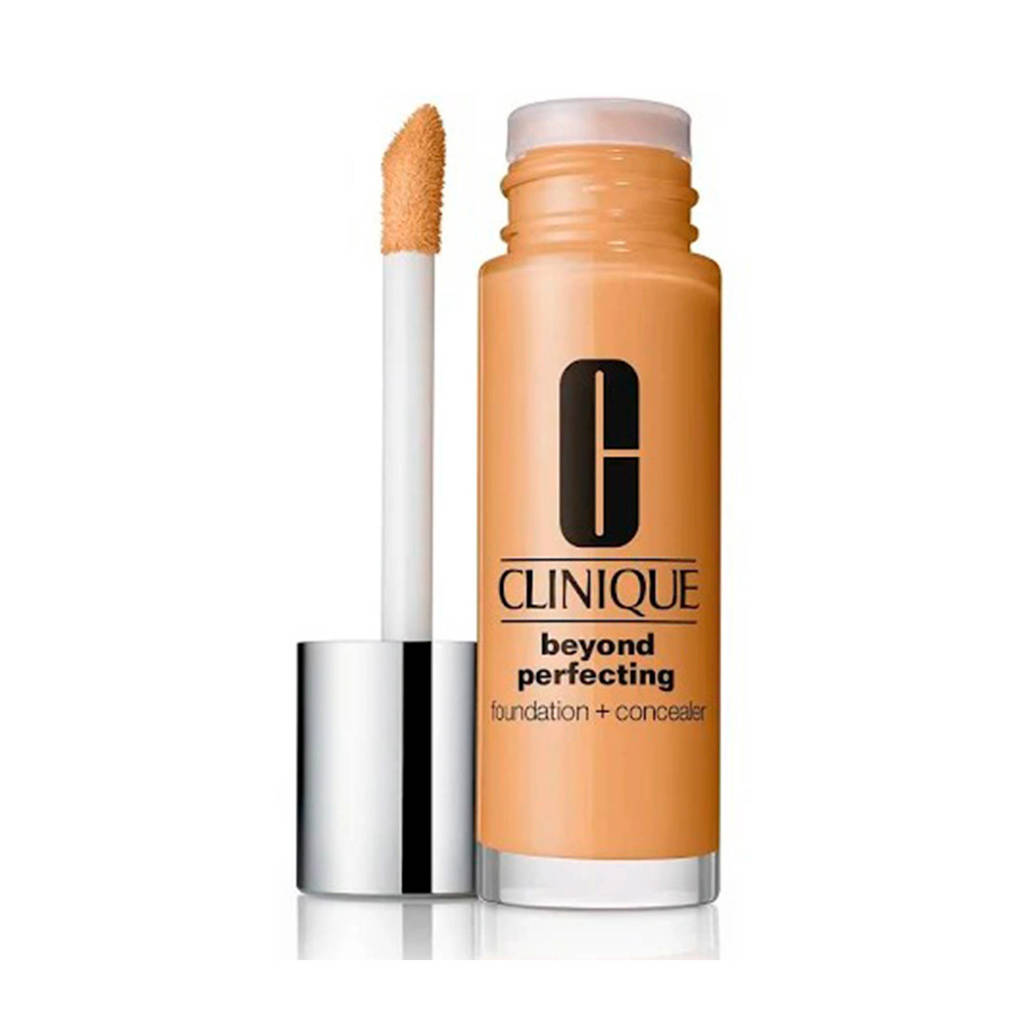 Clinique Beyond Perfecting Foundation & Concealer - Honey Wheat