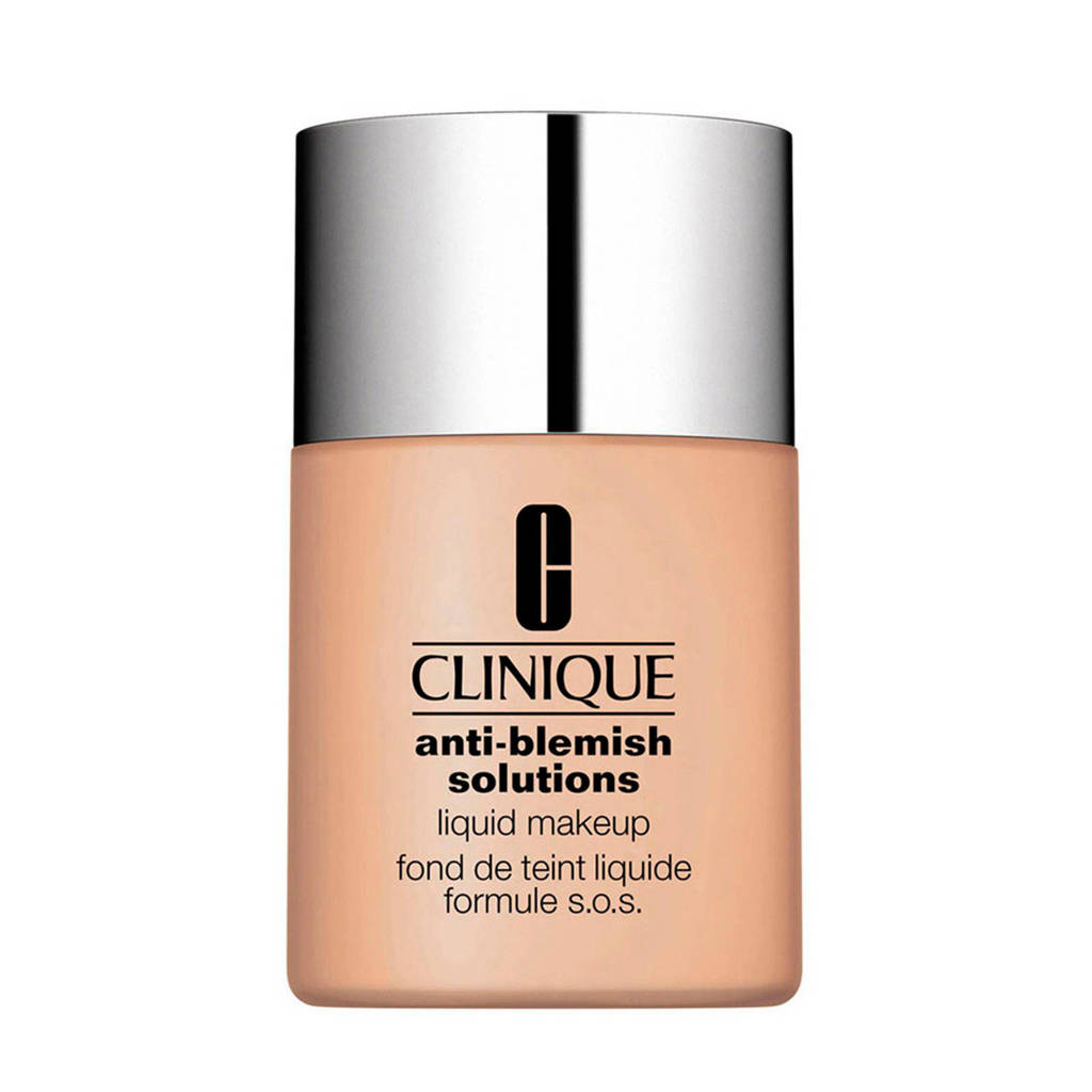 Clinique Anti-Blemish Solutions Liquid Makeup - Clove