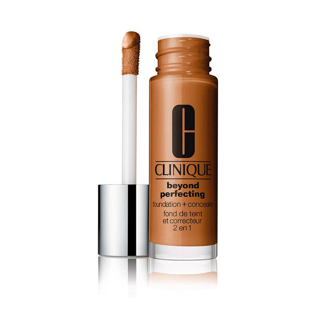 Clinique Beyond Perfecting Foundation & Concealer - Amber