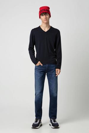 slim fit jeans Hugo 410 navy