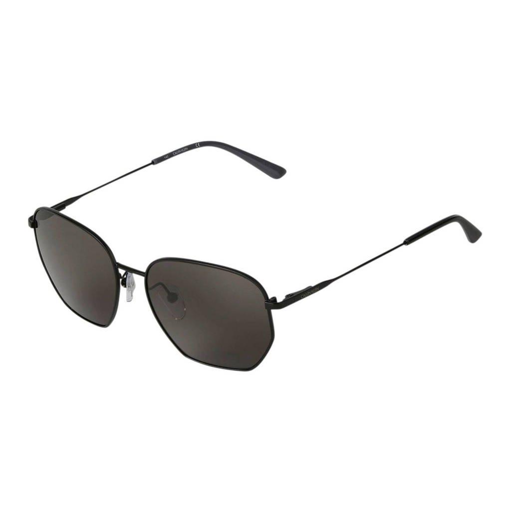 Calvin Klein zonnebril CK19102S, Zwart