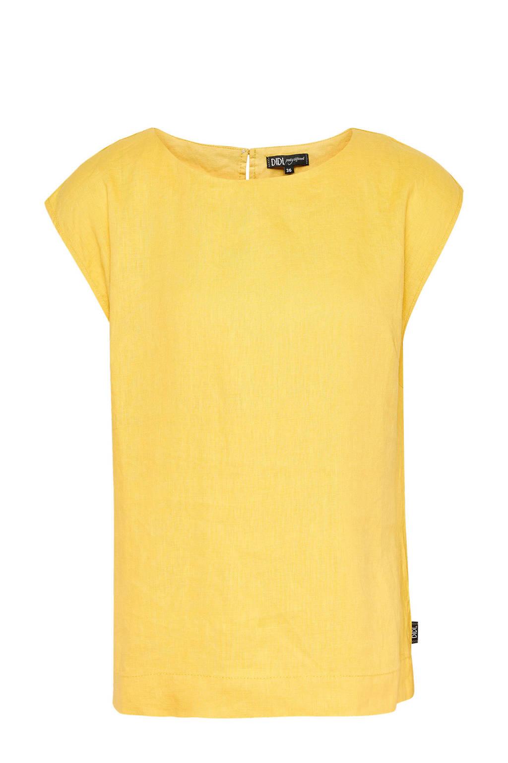 Didi top geel, Geel